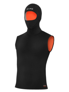 7/3mm Ultrawarmth Hooded Vest