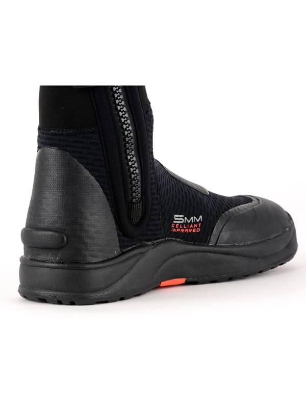 5mm Ultrawarmth Boots - heel cap