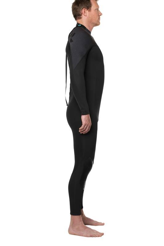 3/2mm Revel Full Wetsuit - Side