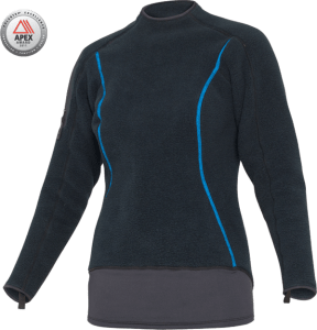 SB System Womens Mid Layer Top