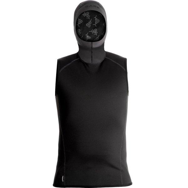 Exowear Hooded Vest Front