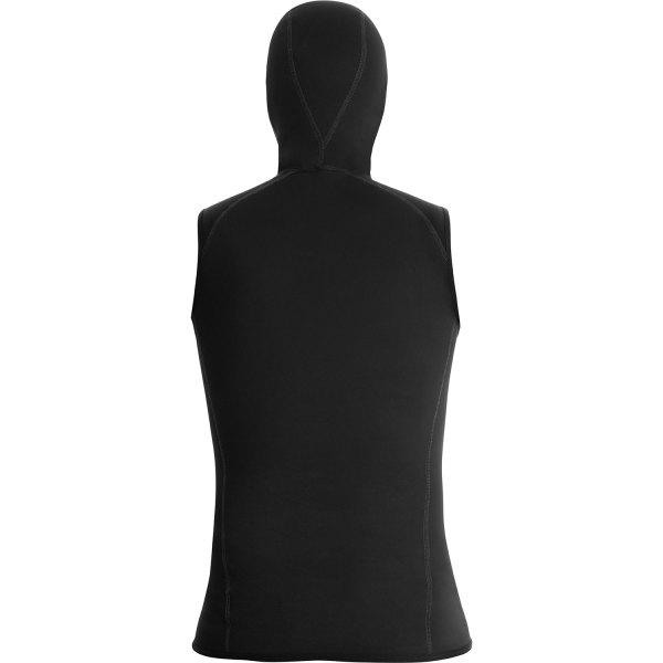 Exowear Hooded Vest Back