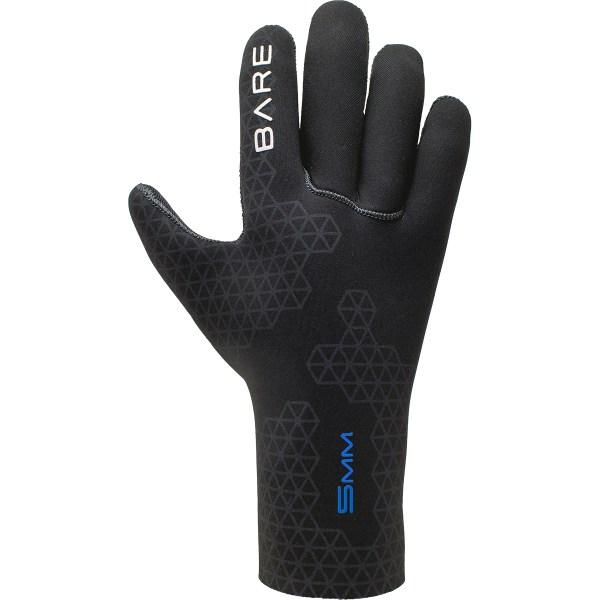 S Flex 5mm Glove - Front