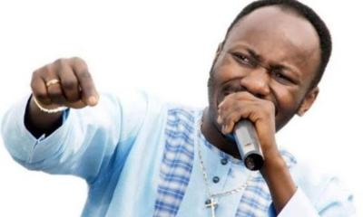 Apostle Johnson Suleman Southern Cameroons