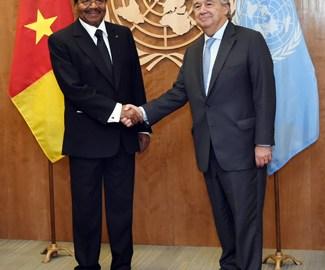 UN Secretary General
