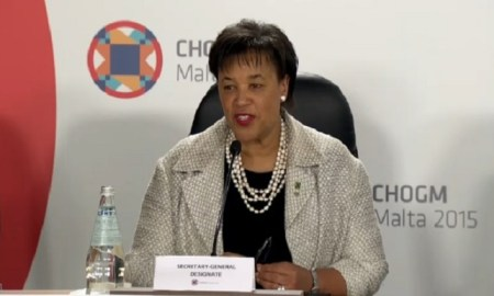 Commonwealth, Patricia Scotland