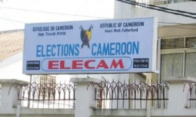 Presidential election, ELECAM CAMEROON