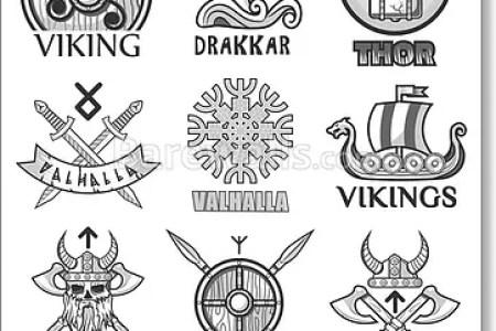 Viking Warrior Symbols Full Hd Pictures 4k Ultra Full Wallpapers