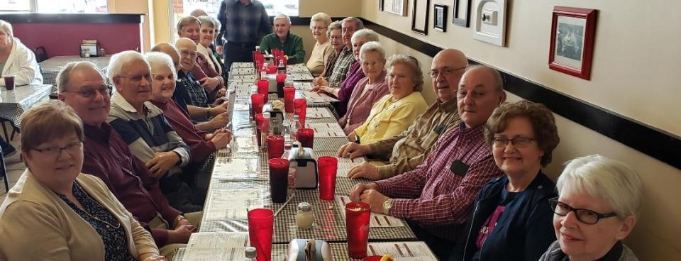 "Senior ""JOY"" Luncheon"