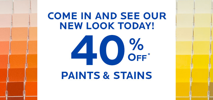 Sherwin Williams Paints Stains 40 Off 10 Off 50 Coupon