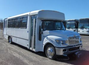 2015 International Navistar Wheelchair Bus 8476