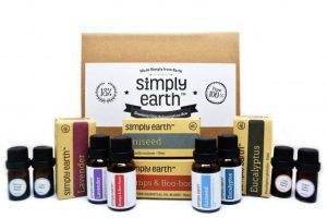 Simple Earth Monthly Recipe Box Giveaway 2/27 – 3/20