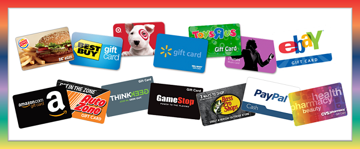 Spring Winner's Choice Gift Card Giveaway 2/27 – 3/20