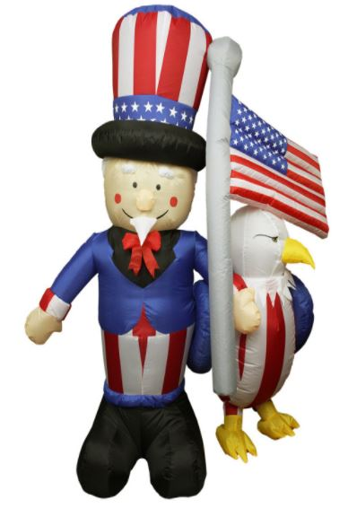 Standard Concession Supply 4th Of July Inflatable Giveaway Ends 6/21/2017