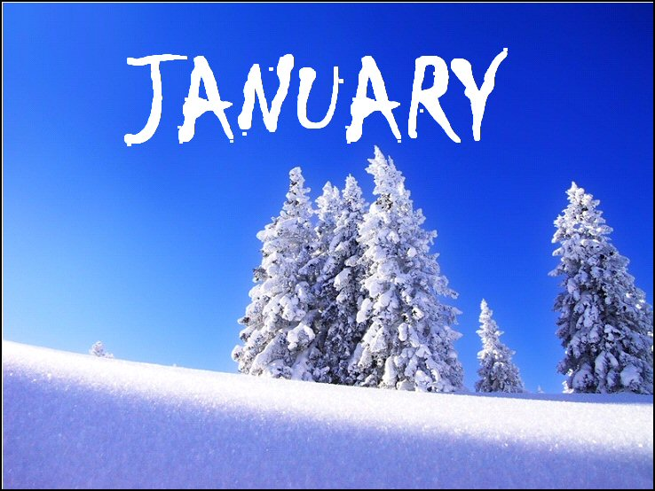 January, 2018 Bizarre and Unique Holidays