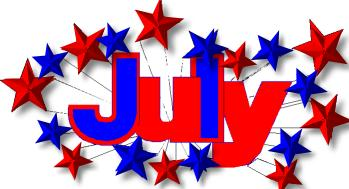 July, 2018 Daily Bizarre and Unique Holidays