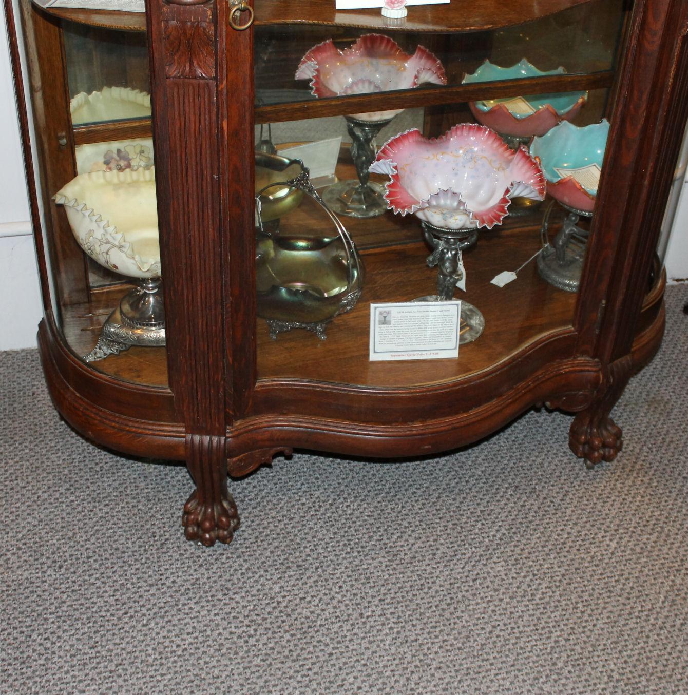 Bargain Johns Antiques Blog Archive Antique Curved