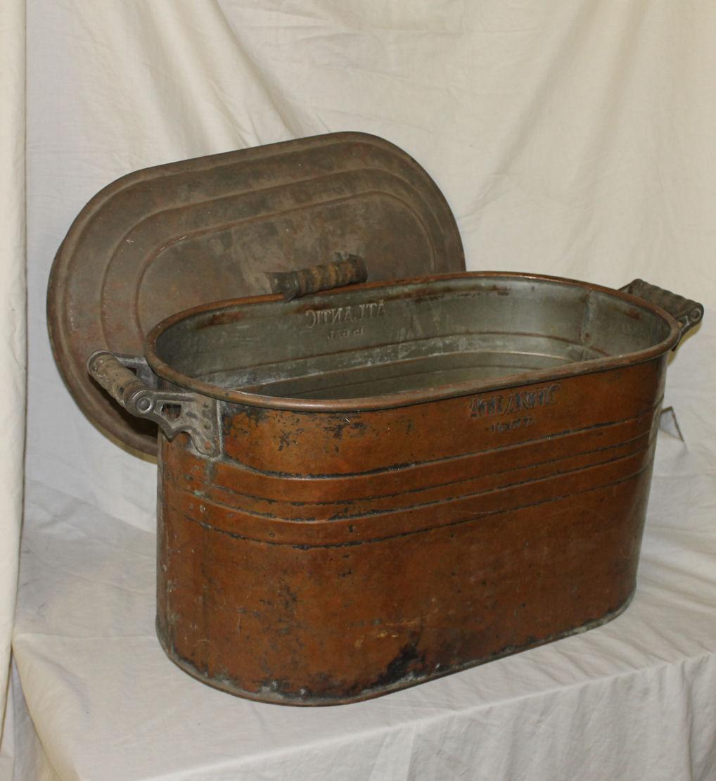 Bargain John S Antiques Antique Copper Boiler Atlantic