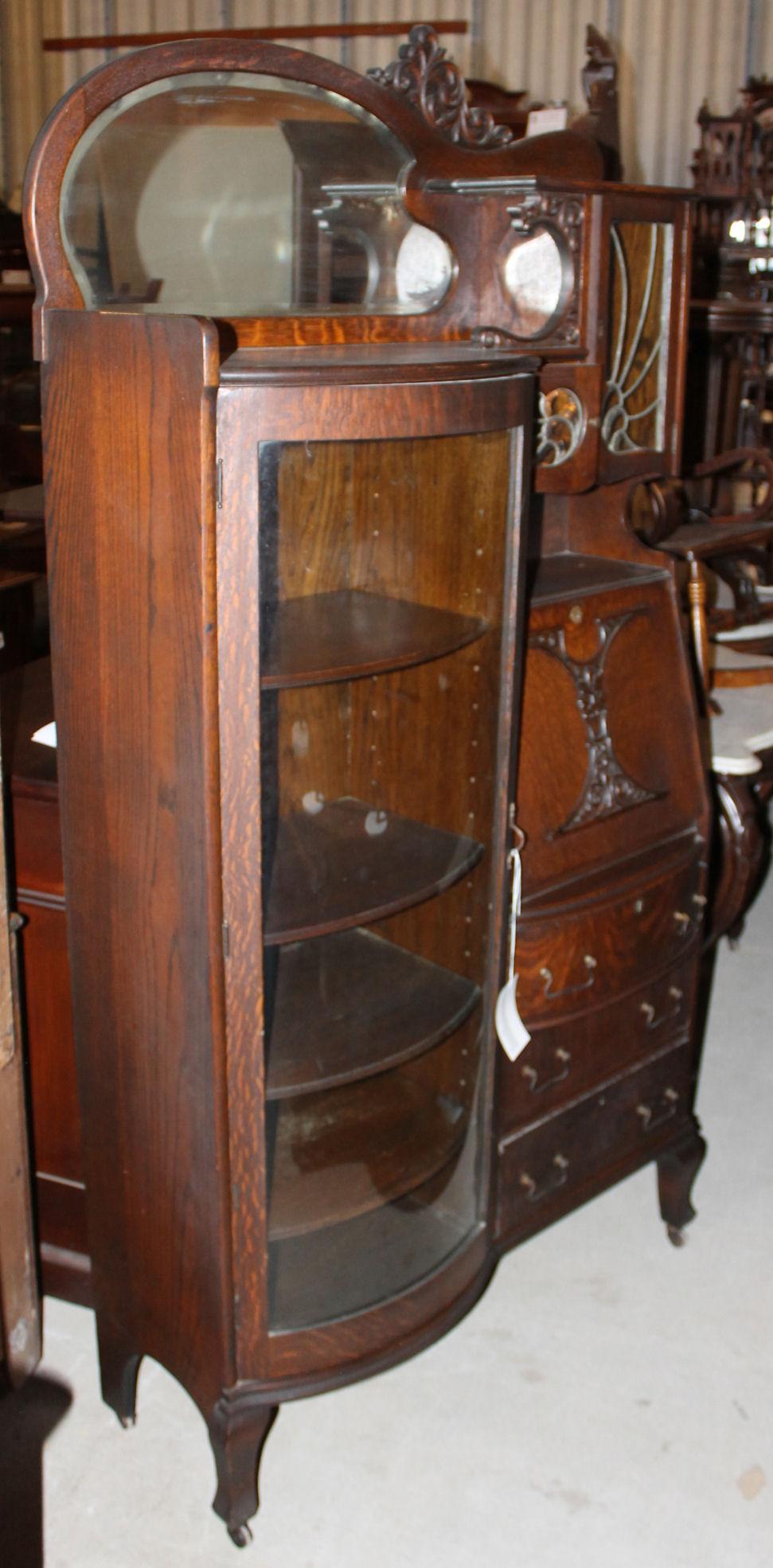 Bargain John S Antiques 187 Blog Archive Victorian Fancy Oak