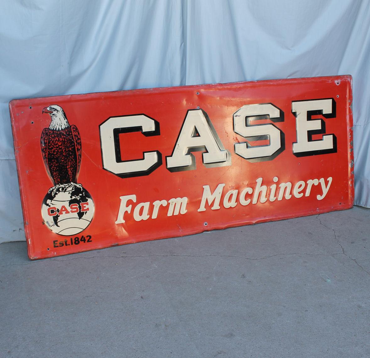 Bargain John S Antiques Large Antique Case Implement