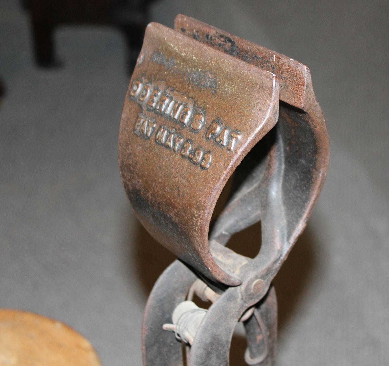 Bargain John S Antiques Antique Primitive Horse Harness