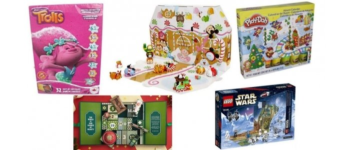 5 Top Advent Calendars To Buy In Time For Advent