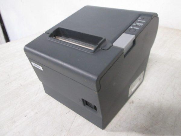 Epson Tm T88iv Commercial Heavy Duty Thermal Receipt Printer Model M129h