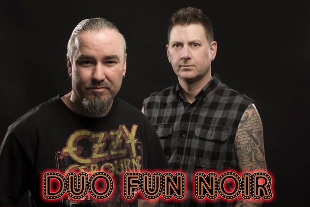 Artiste Invité DUO Fun Noir
