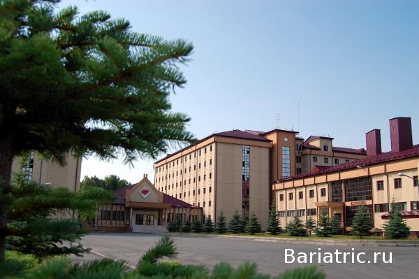 Консультативная поликлиника 1 городской клинической больницы