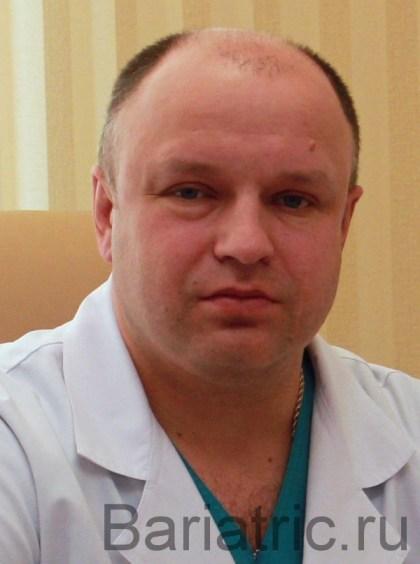 Калиниченко Анатолий Александрович, бариатрический хирург Омск