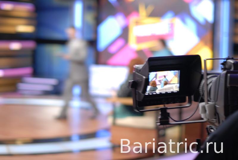 бандажирование желудка в прямом эфие на TV