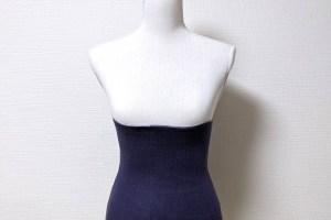 腹巻紫色を着てみたイメージ