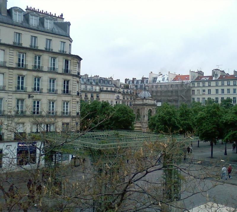 Paris 1 Les Halles