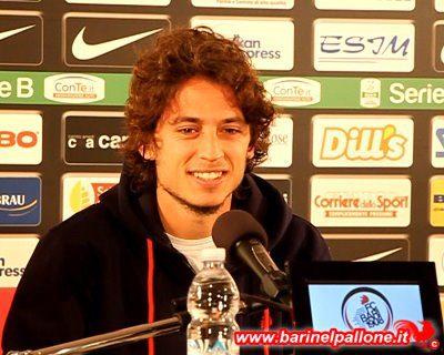 Jacopo Dezi, centrocampista ora in forza al Perugia