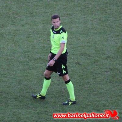Federico La Penna, arbitro designato per Bari-Frosinone