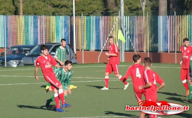 Primavera: Bari-Avellino 3-0