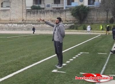 Fabio Grosso, nuovo allenatore del Bari
