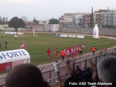 Team Altamura-Barletta 2-1