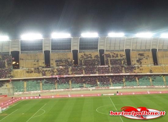 Lo stadio San Nicola