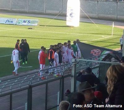 Team Altamura-Novoli 3-2