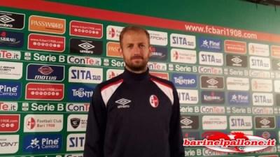 Migjen Basha, centrocampista del Bari