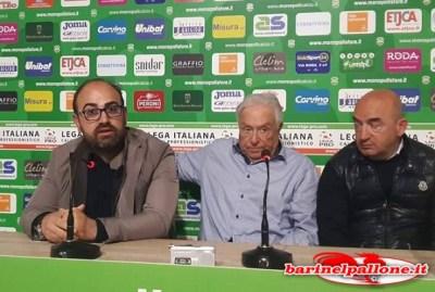 Onofrio Lopez (sulla sinistra) nuovo amministratore delegato del Monopoli