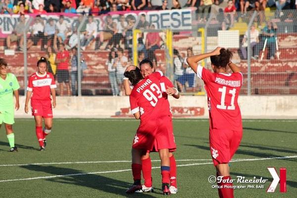 Pink Bari-Apulia Trani 4-1