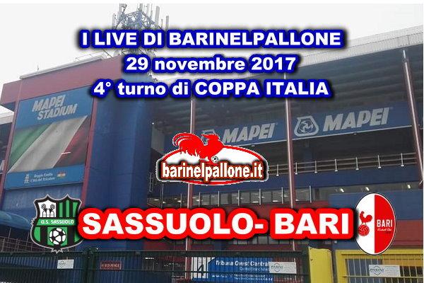 Sassuolo-Bari