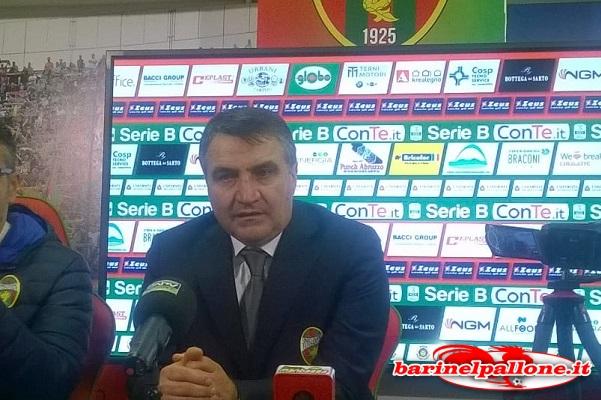 Ternana-Bari 1-2: i galletti si prendono la terza vittoria consecutiva