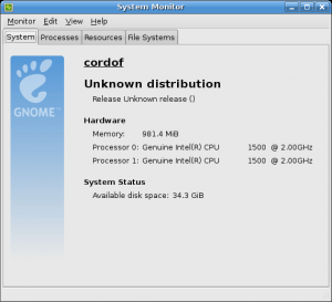 gnome-system-monitor