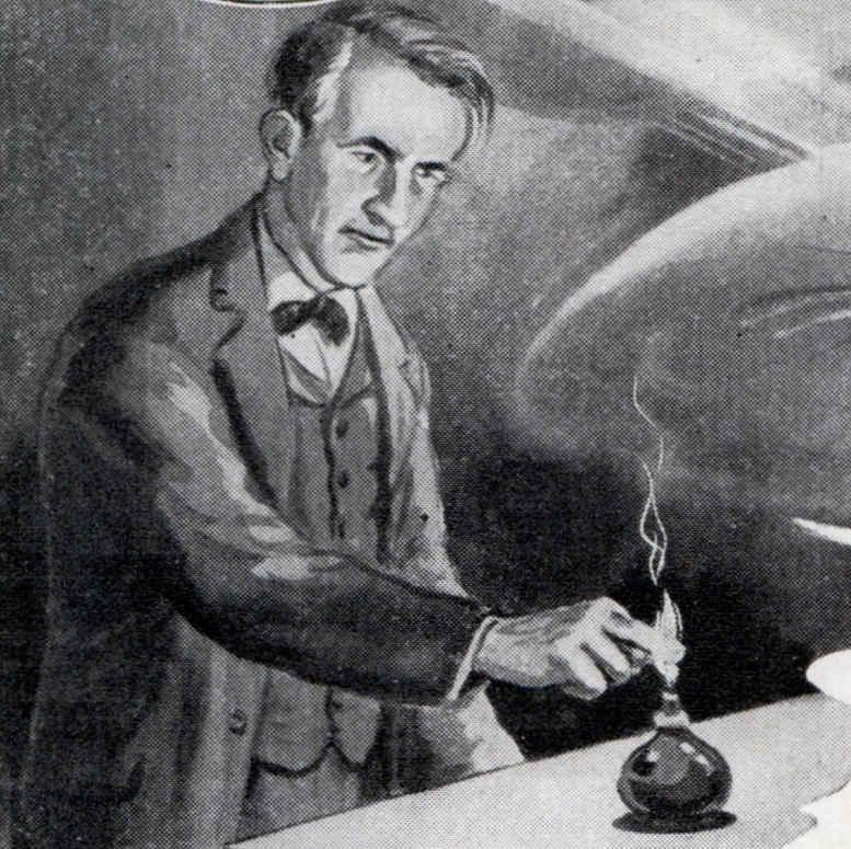 Edison'un ruh kapanı