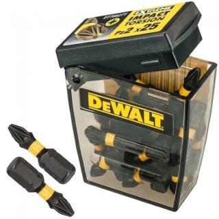 DeWALT DT70556T-QZ 25 db-os PZ2-es TICTAC Minden termék