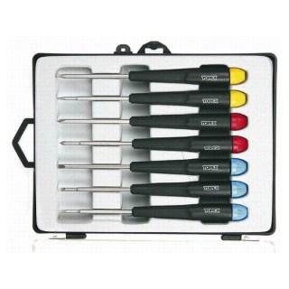 Topex Műszerész csavarhúzó készlet 7 részes 39D552 Minden termék