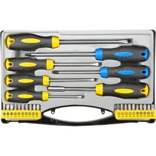 Topex Csavarhúzó készlet 27 részes 39D887 Minden termék